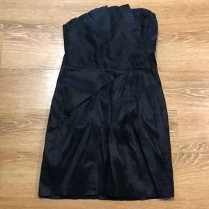 🎀5/$25! Strapless little Black Dress